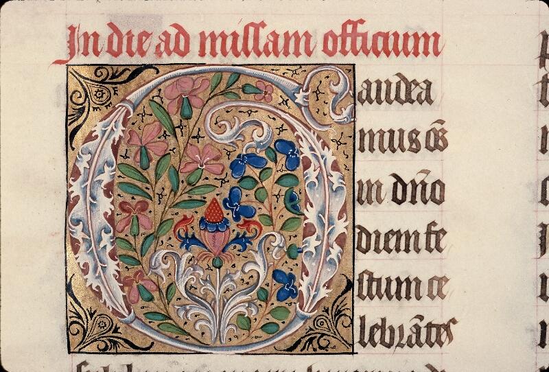 Evreux, Bibl. mun., ms. lat. 098, f. 161