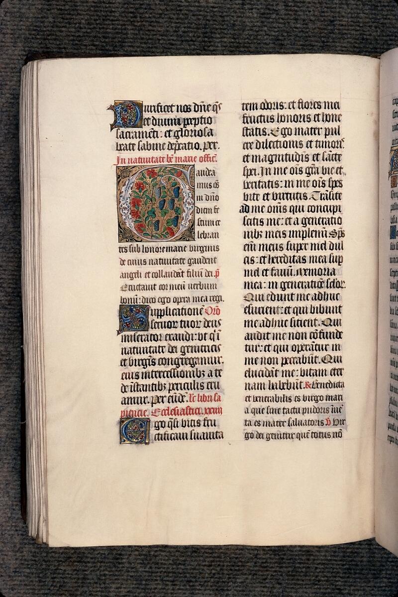 Evreux, Bibl. mun., ms. lat. 098, f. 164v - vue 1