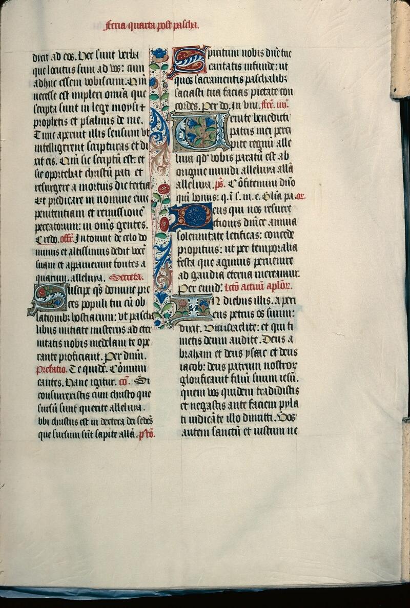Evreux, Bibl. mun., ms. lat. 099, f. 011