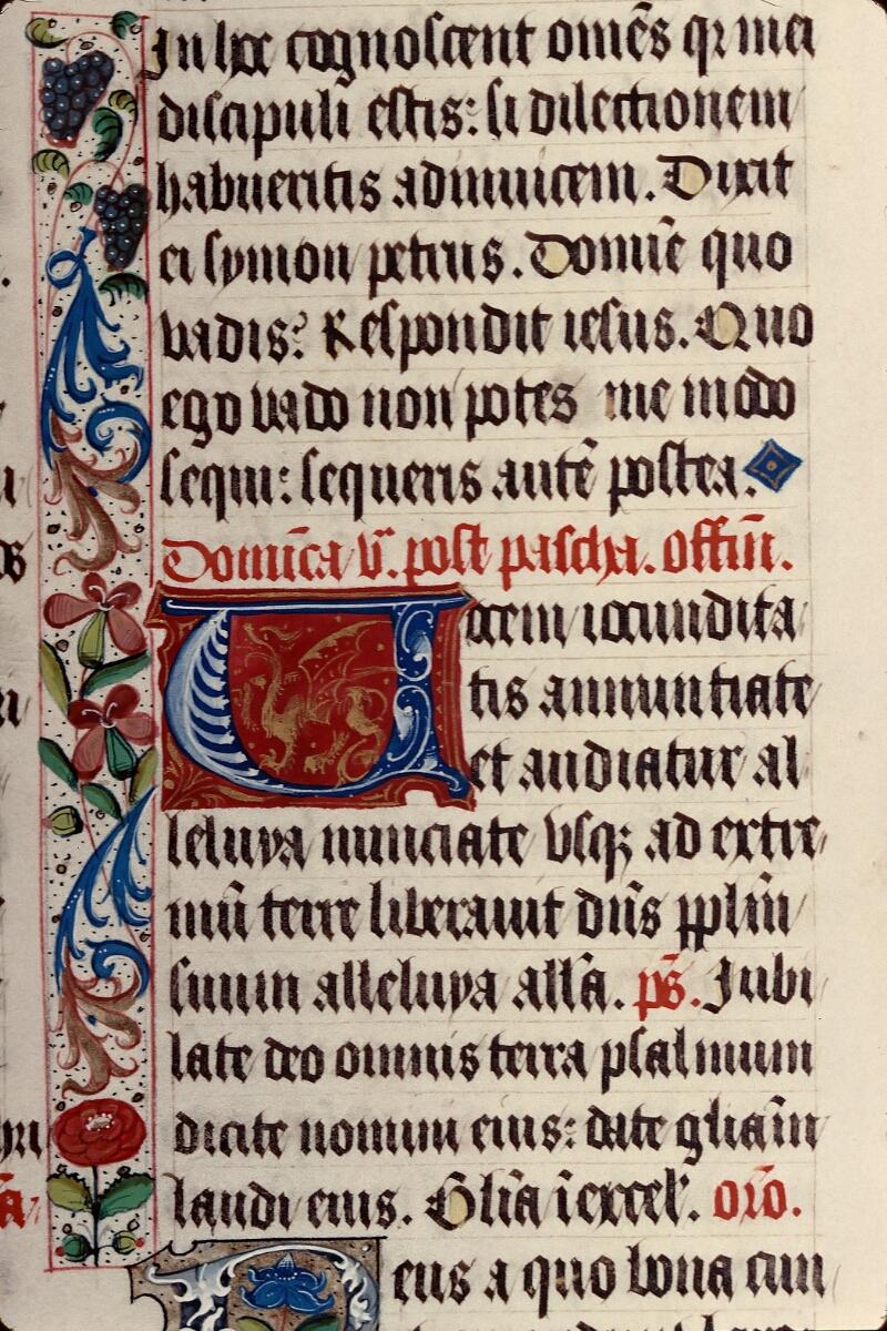 Evreux, Bibl. mun., ms. lat. 099, f. 021