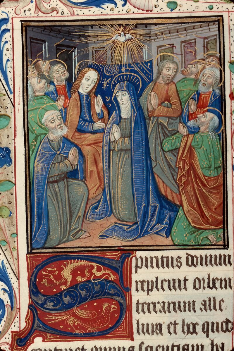 Evreux, Bibl. mun., ms. lat. 099, f. 028v - vue 2
