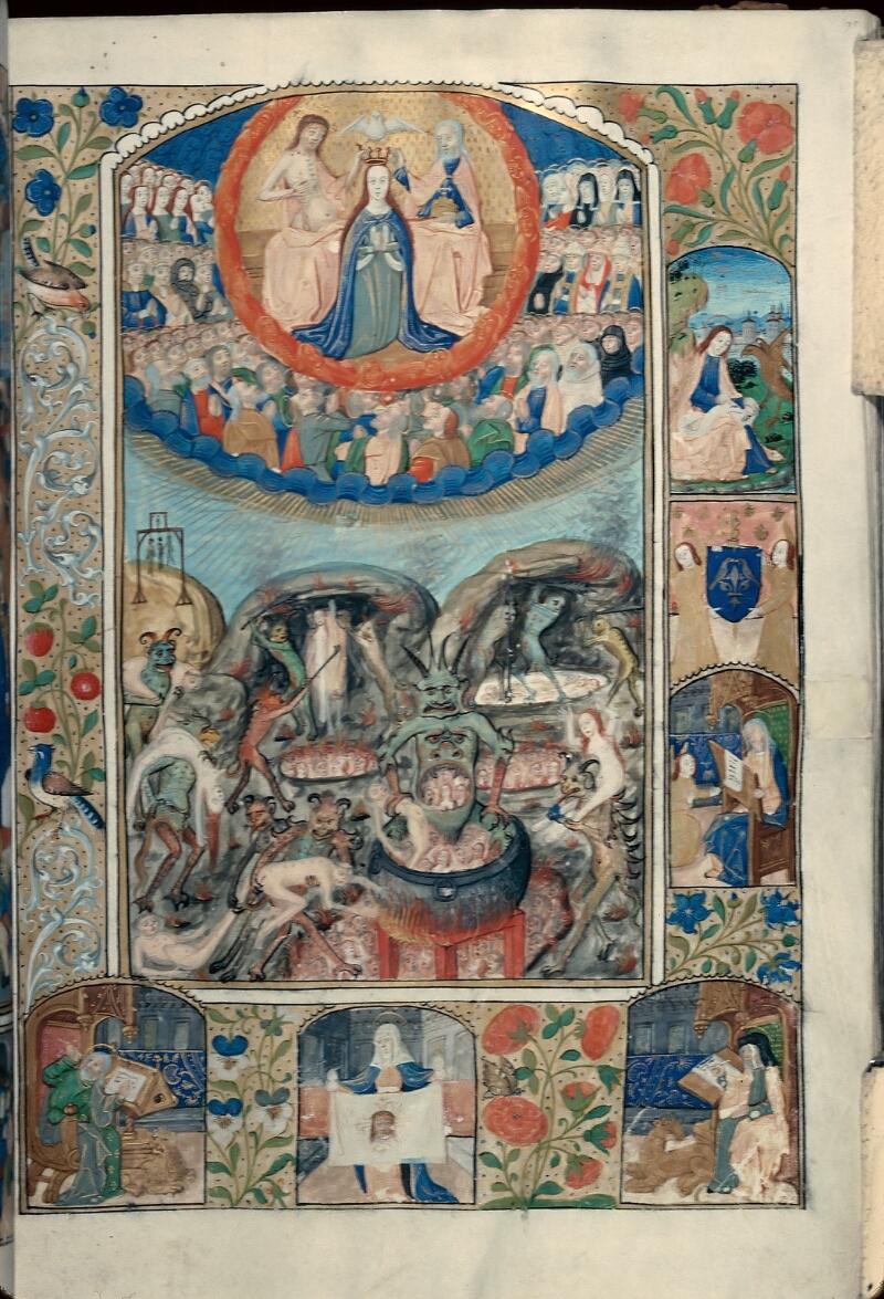 Evreux, Bibl. mun., ms. lat. 099, f. 090 - vue 01