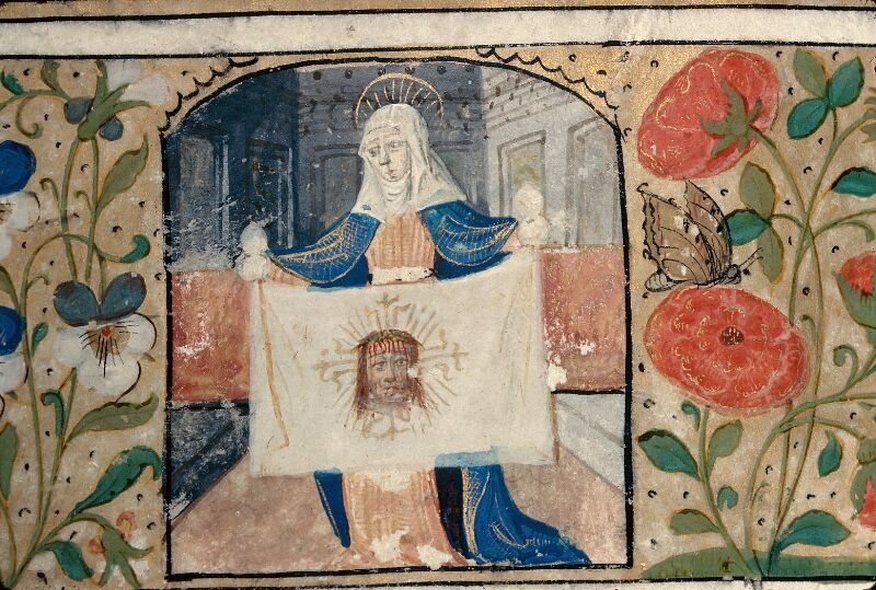 Evreux, Bibl. mun., ms. lat. 099, f. 090 - vue 09