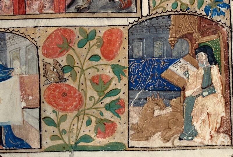 Evreux, Bibl. mun., ms. lat. 099, f. 090 - vue 10