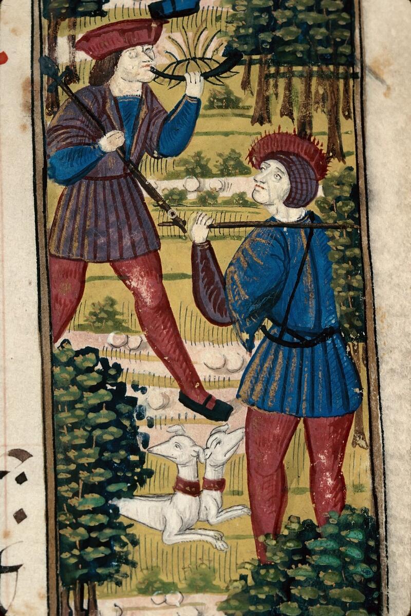 Evreux, Bibl. mun., ms. lat. 100, f. 001 - vue 3