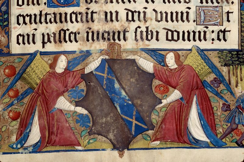 Evreux, Bibl. mun., ms. lat. 100, f. 001 - vue 6