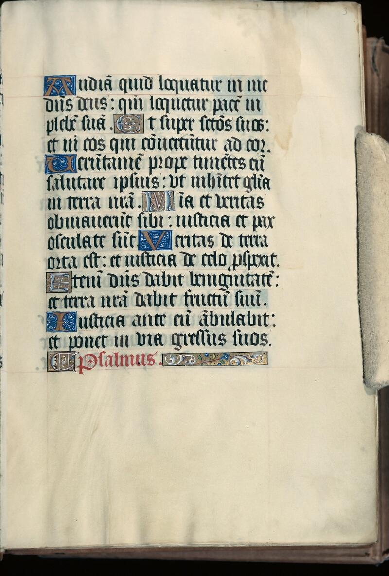Evreux, Bibl. mun., ms. lat. 100, f. 003