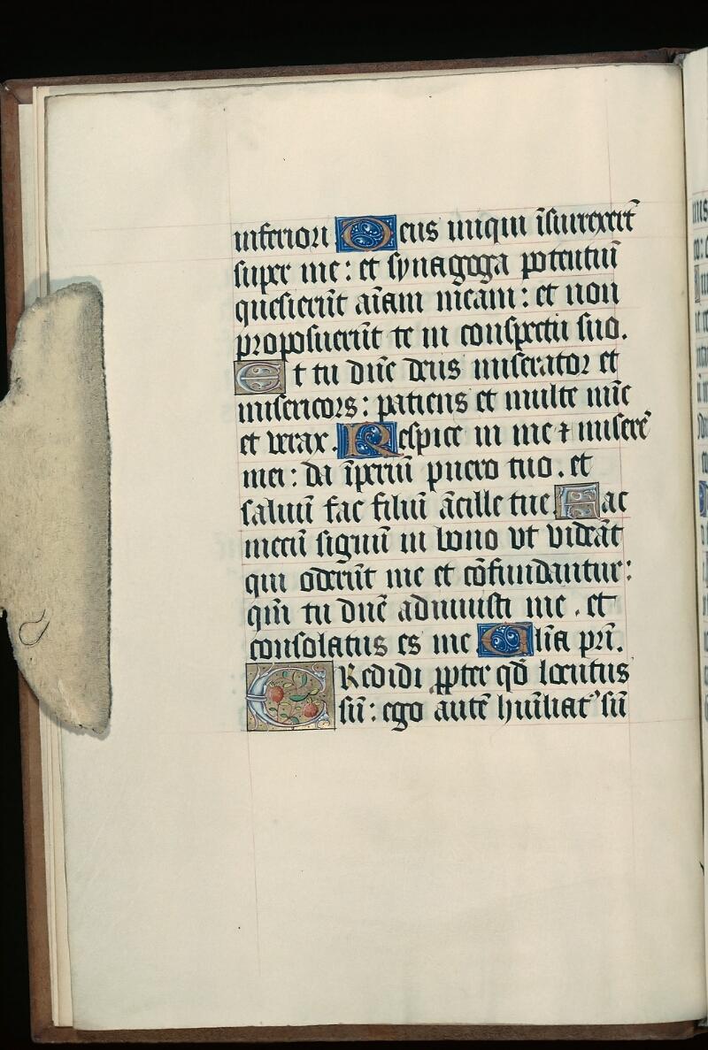 Evreux, Bibl. mun., ms. lat. 100, f. 004v