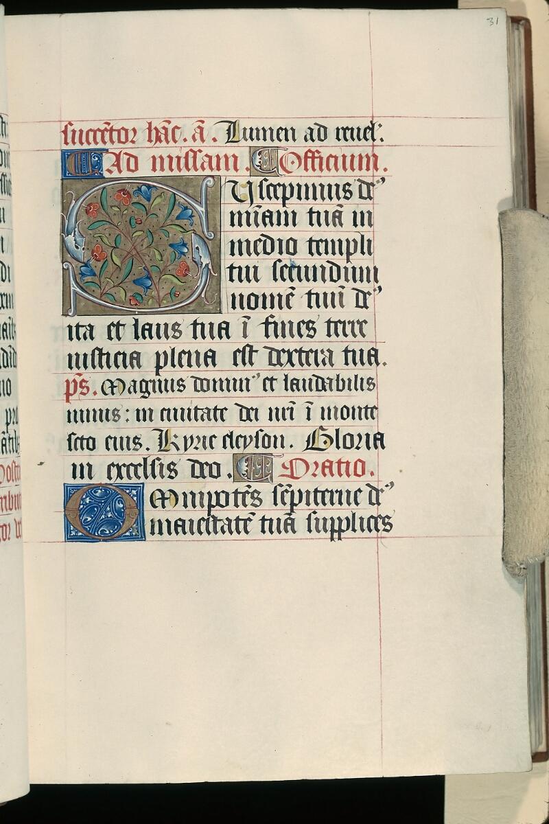 Evreux, Bibl. mun., ms. lat. 100, f. 031