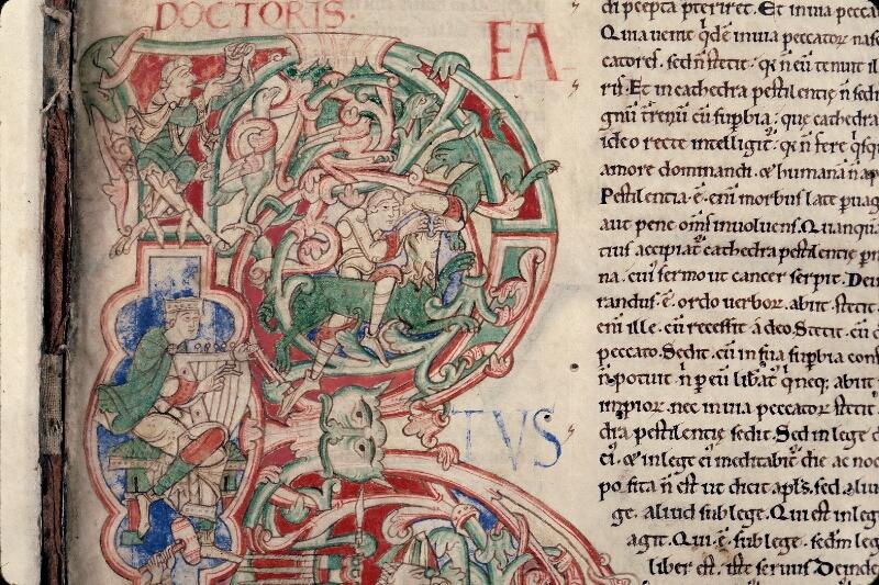Evreux, Bibl. mun., ms. lat. 131, f. 001 - vue 4