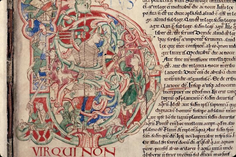 Evreux, Bibl. mun., ms. lat. 131, f. 001 - vue 6