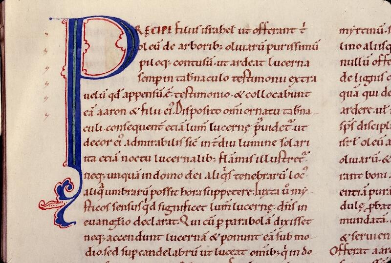 Evreux, Bibl. mun., ms. lat. 131, f. 172v
