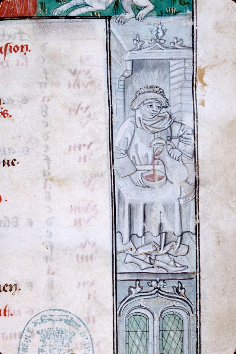 Abbeville, Bibl. mun., ms. 0016, f. 001 - vue 3