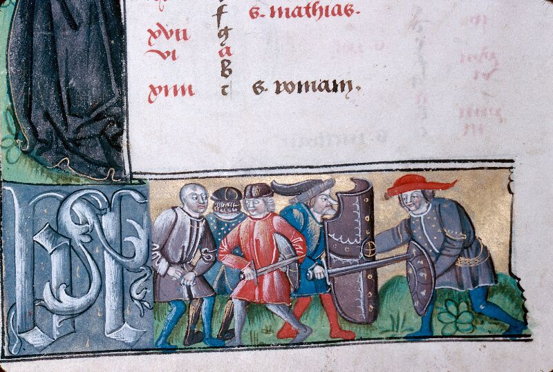 Abbeville, Bibl. mun., ms. 0016, f. 001v - vue 4