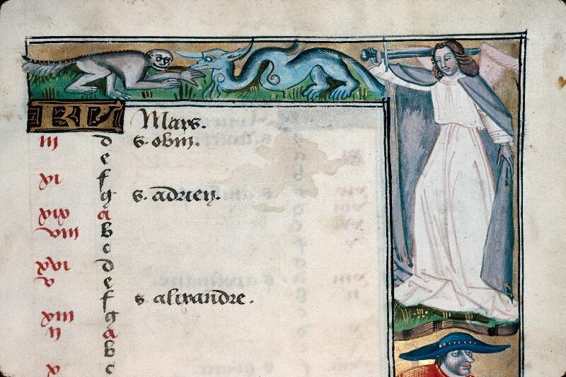Abbeville, Bibl. mun., ms. 0016, f. 002 - vue 2