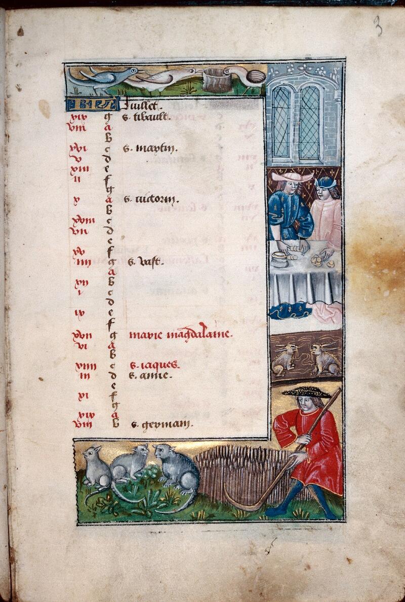 Abbeville, Bibl. mun., ms. 0016, f. 003 - vue 1