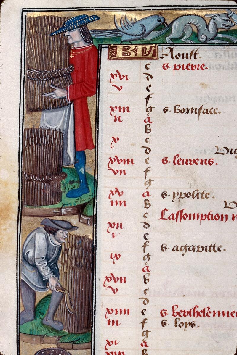 Abbeville, Bibl. mun., ms. 0016, f. 003v - vue 2