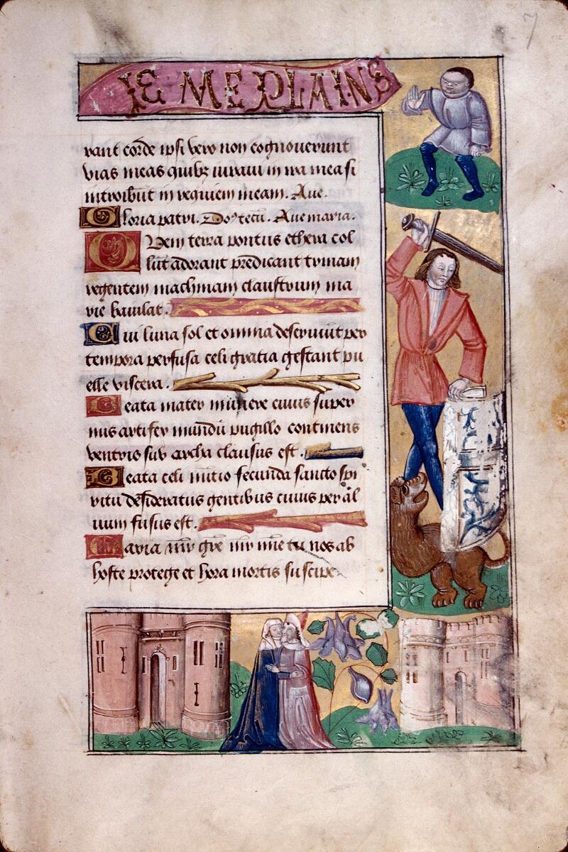 Abbeville, Bibl. mun., ms. 0016, f. 007 - vue 1