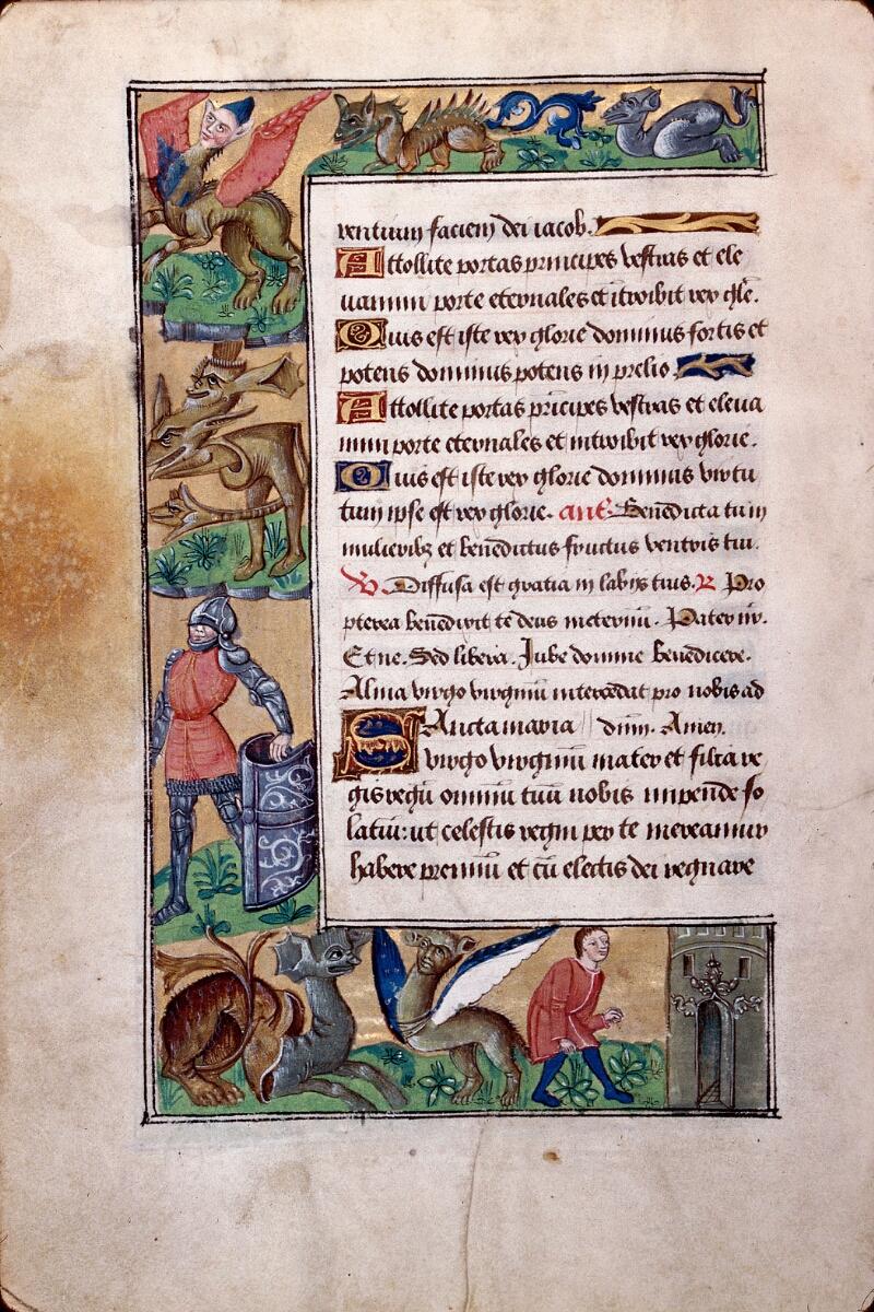 Abbeville, Bibl. mun., ms. 0016, f. 009v - vue 1