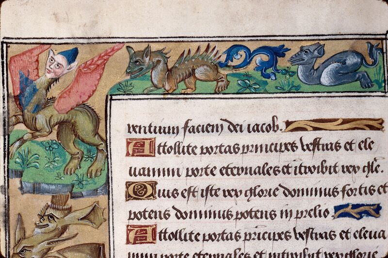 Abbeville, Bibl. mun., ms. 0016, f. 009v - vue 2