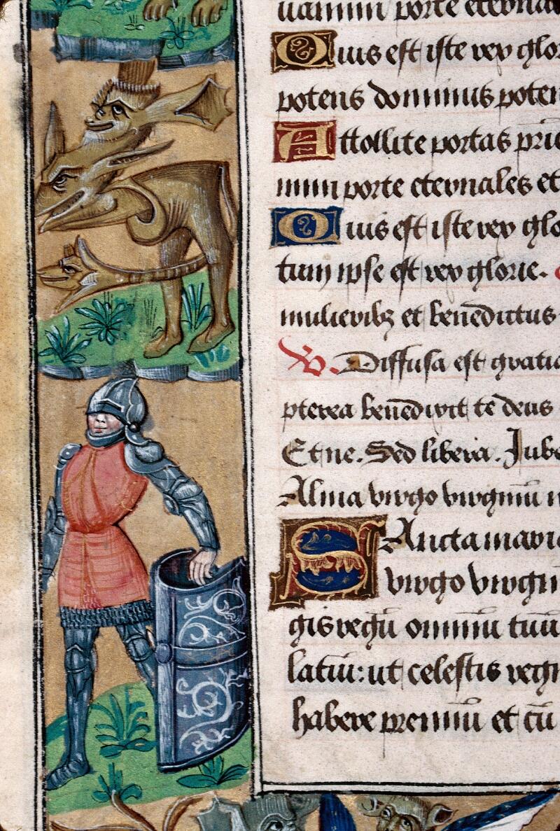 Abbeville, Bibl. mun., ms. 0016, f. 009v - vue 3
