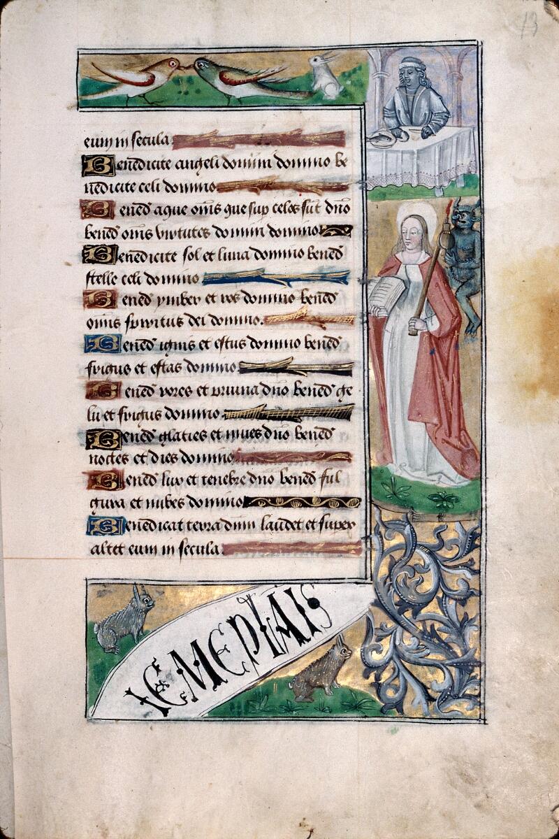 Abbeville, Bibl. mun., ms. 0016, f. 013 - vue 1