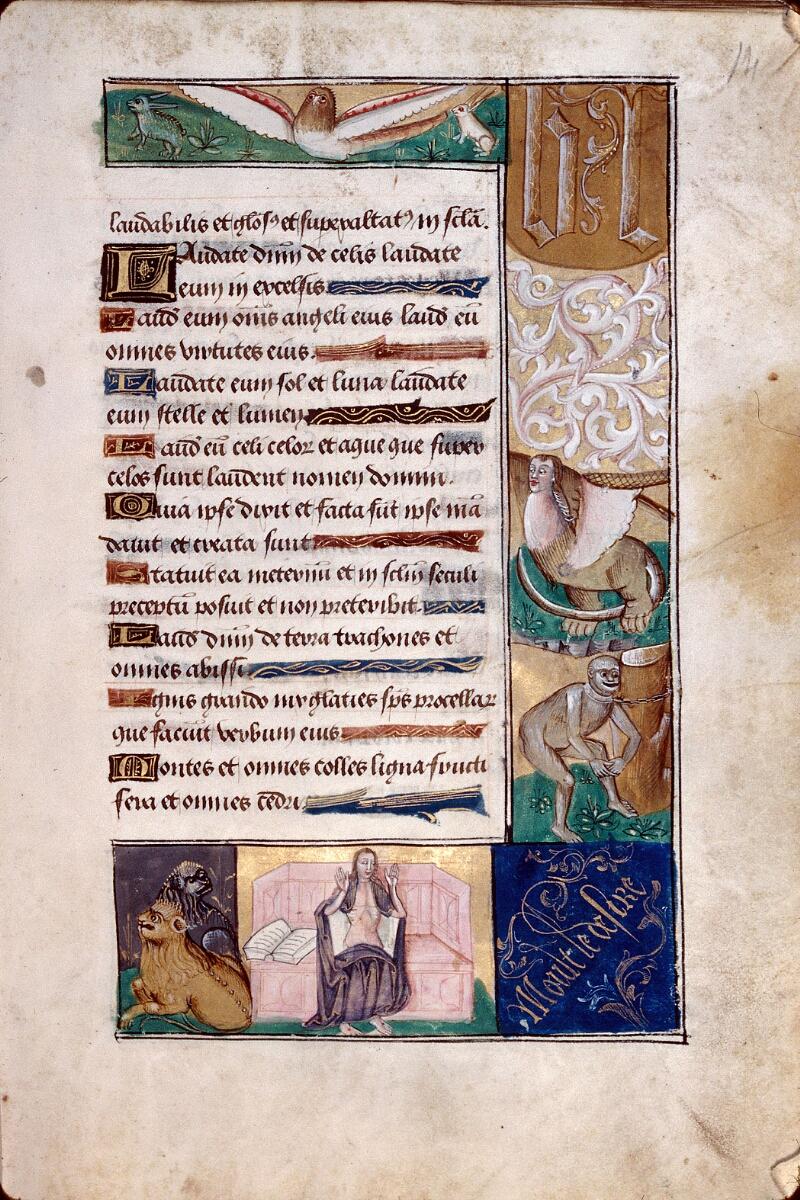 Abbeville, Bibl. mun., ms. 0016, f. 014 - vue 1