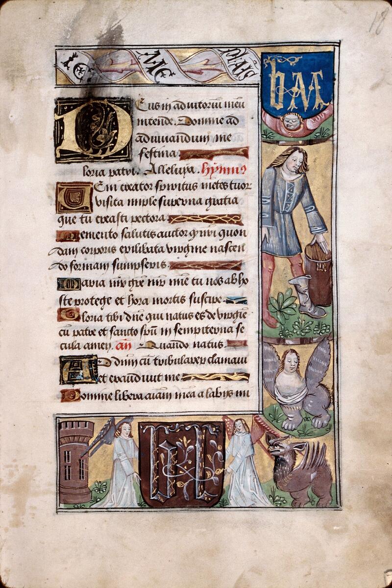 Abbeville, Bibl. mun., ms. 0016, f. 018 - vue 1