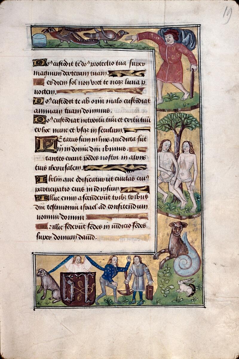 Abbeville, Bibl. mun., ms. 0016, f. 019 - vue 1