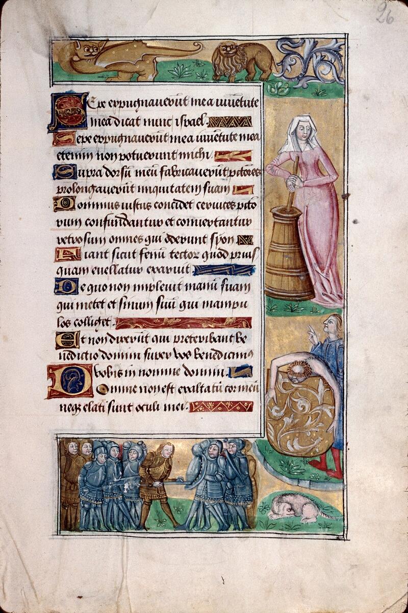 Abbeville, Bibl. mun., ms. 0016, f. 026 - vue 1