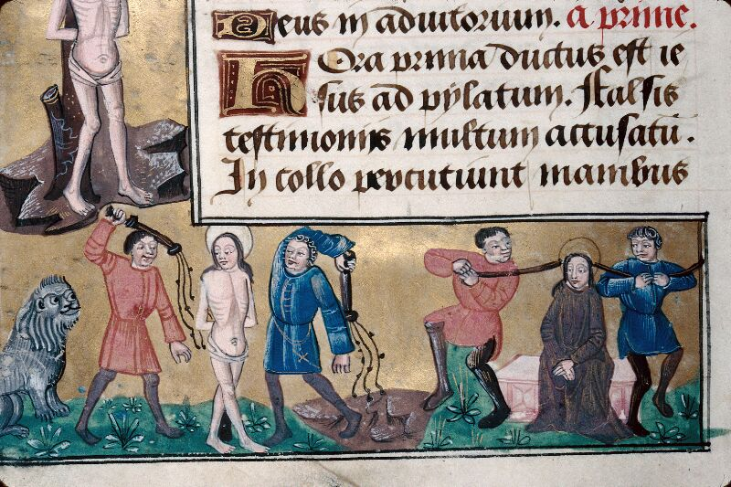 Abbeville, Bibl. mun., ms. 0016, f. 027v - vue 4