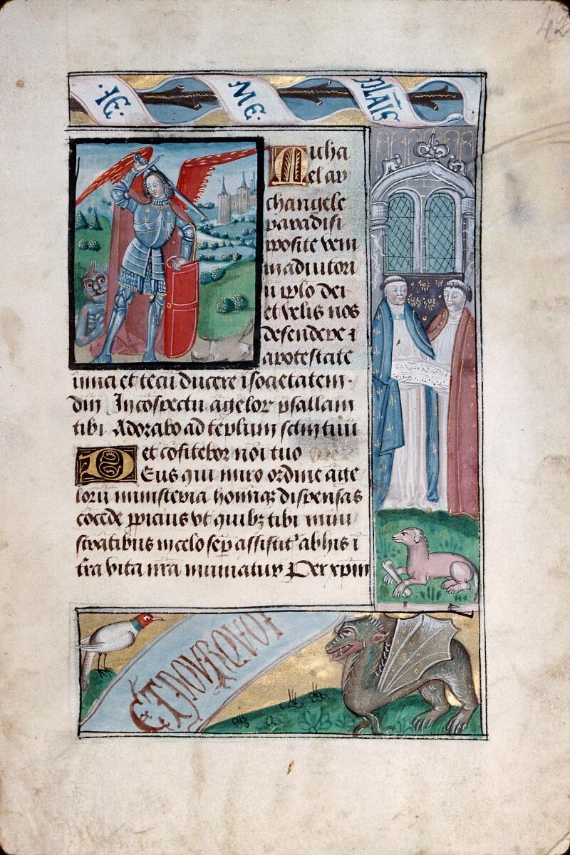 Abbeville, Bibl. mun., ms. 0016, f. 042 - vue 1