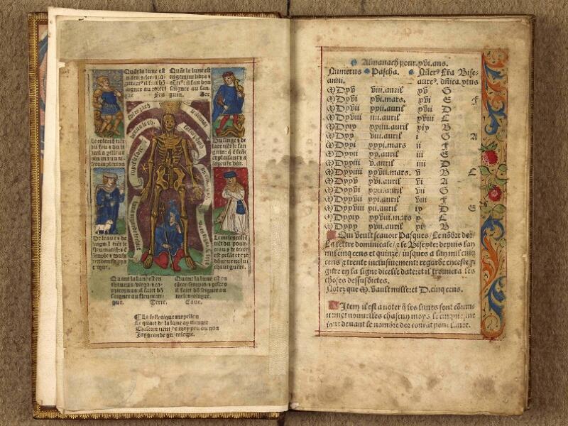 Abbeville, Bibl. mun., impr. FA 16 in 8° 280, f. 001v-002