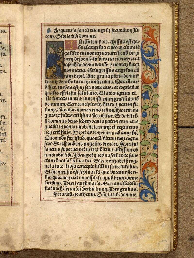 Abbeville, Bibl. mun., impr. FA 16 in 8° 280, f. 006 - vue 1