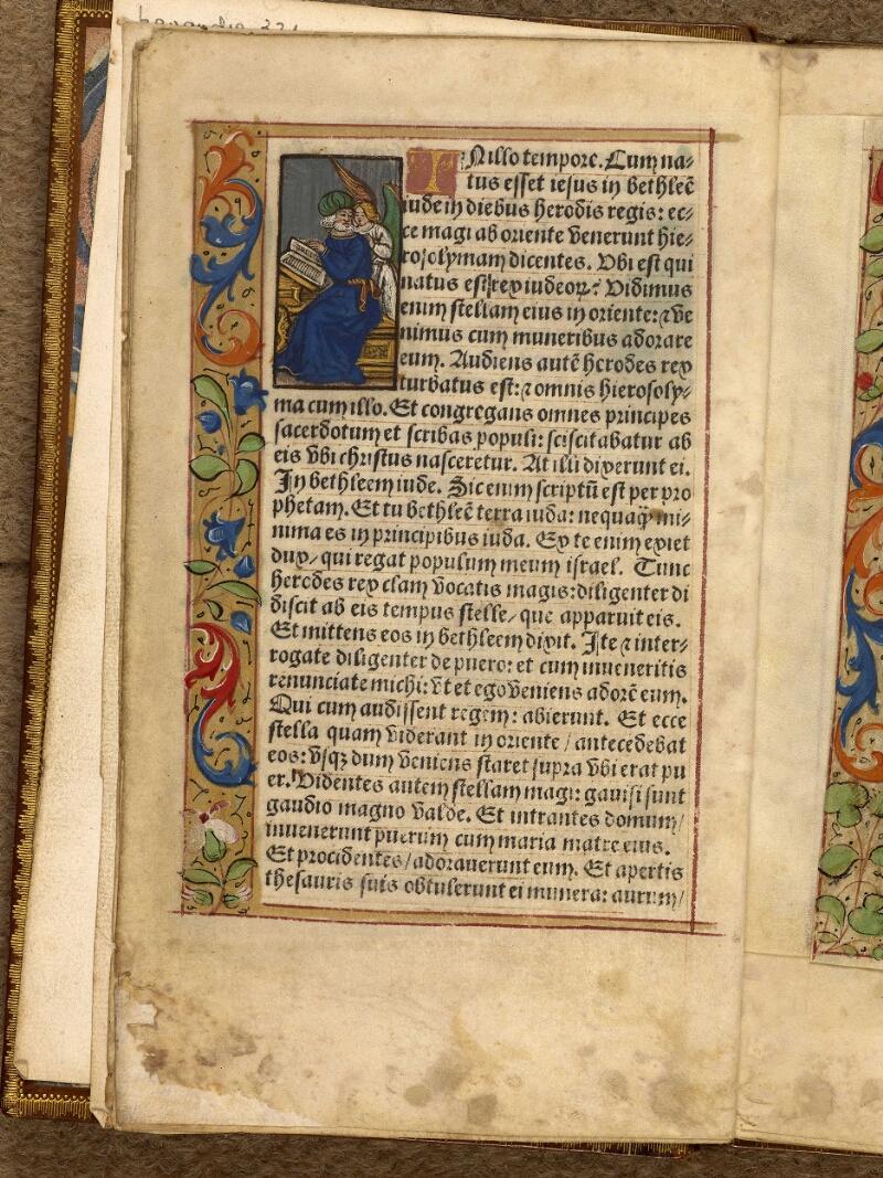 Abbeville, Bibl. mun., impr. FA 16 in 8° 280, f. 006v - vue 1