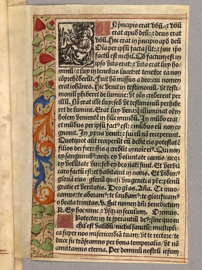 Abbeville, Bibl. mun., impr. FA 16 in 8° 280, f. 006 bis - vue 1