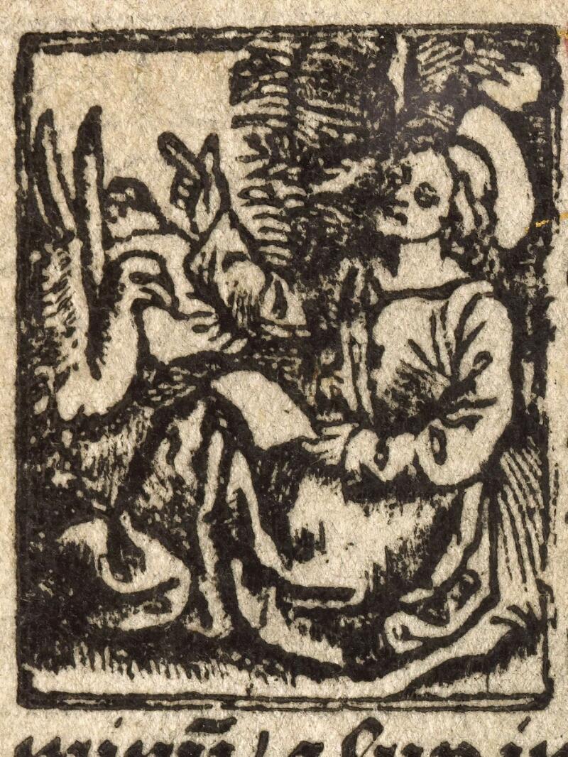 Abbeville, Bibl. mun., impr. FA 16 in 8° 280, f. 006 bis - vue 2
