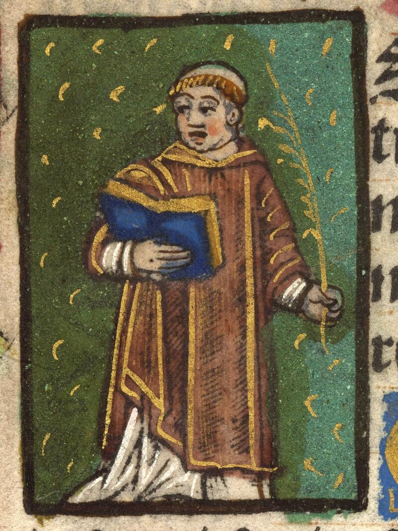 Abbeville, Bibl. mun., impr. FA 16 in 8° 280, f. 072v - vue 2