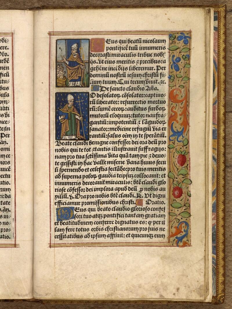 Abbeville, Bibl. mun., impr. FA 16 in 8° 280, f. 074 - vue 1