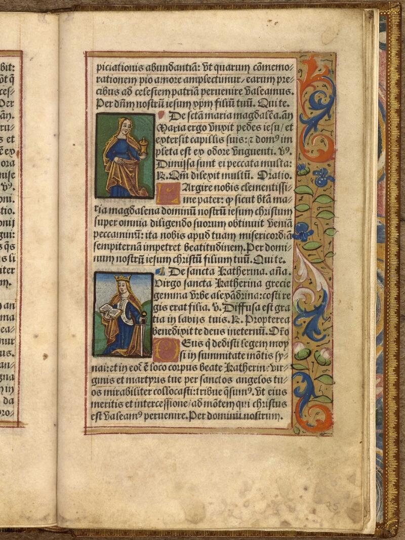 Abbeville, Bibl. mun., impr. FA 16 in 8° 280, f. 075 - vue 1