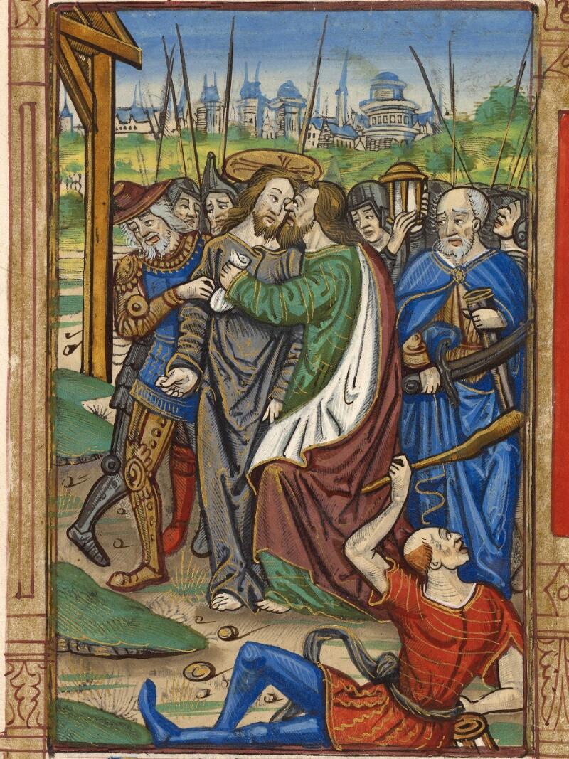 Abbeville, Bibl. mun., impr. FA 16 in 8° 281, f. 011 - vue 2