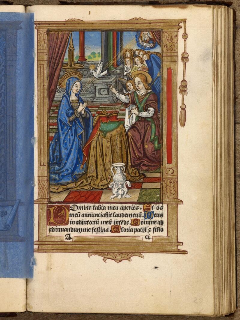 Abbeville, Bibl. mun., impr. FA 16 in 8° 281, f. 025 - vue 1