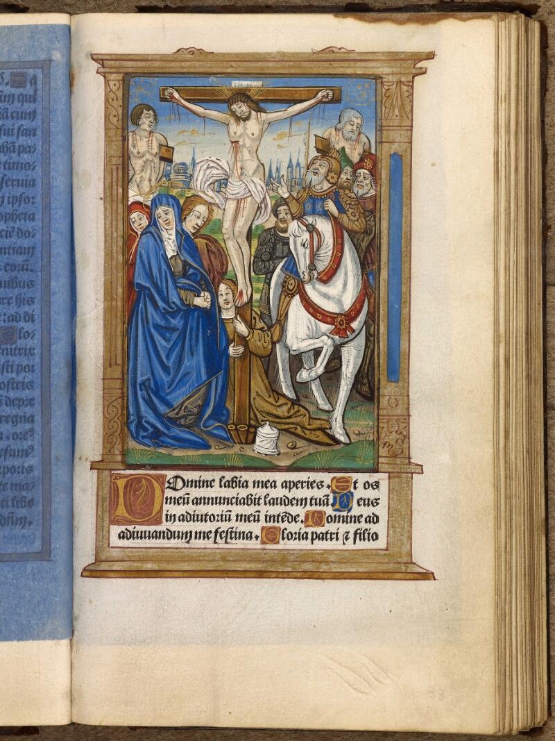Abbeville, Bibl. mun., impr. FA 16 in 8° 281, f. 033 - vue 1