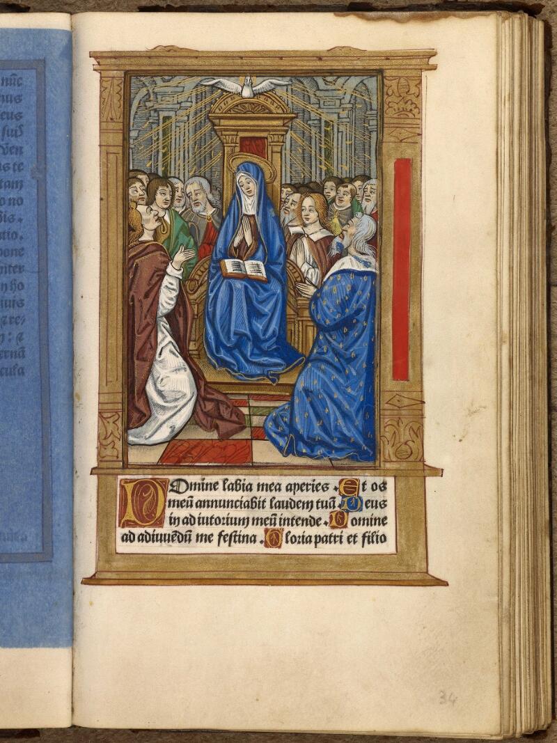 Abbeville, Bibl. mun., impr. FA 16 in 8° 281, f. 034 - vue 1