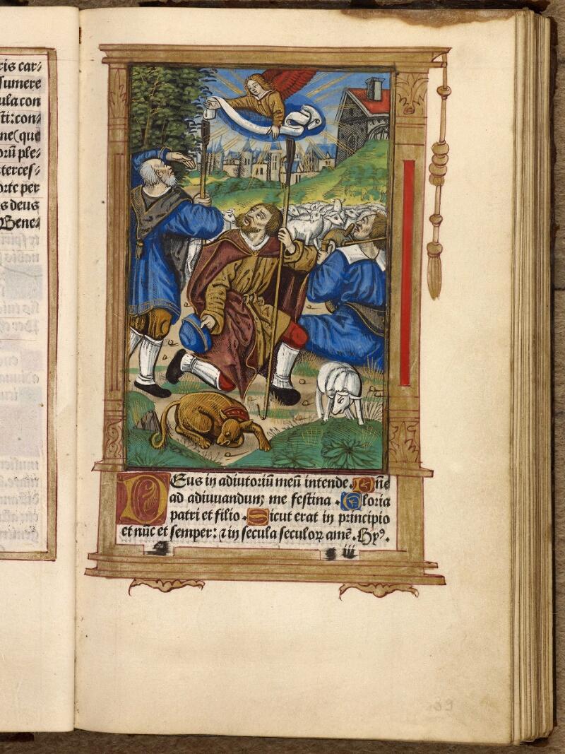 Abbeville, Bibl. mun., impr. FA 16 in 8° 281, f. 039 - vue 1