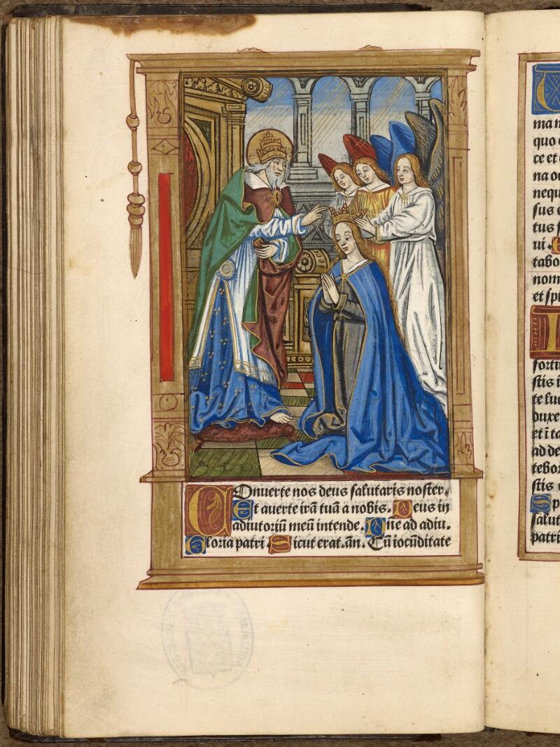 Abbeville, Bibl. mun., impr. FA 16 in 8° 281, f. 050v - vue 1