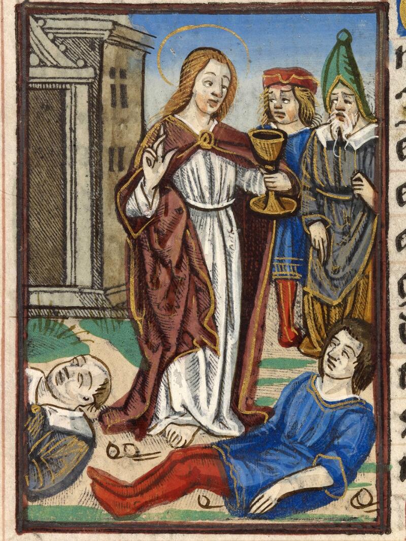 Abbeville, Bibl. mun., impr. FA 16 in 8° 281, f. 098v - vue 3