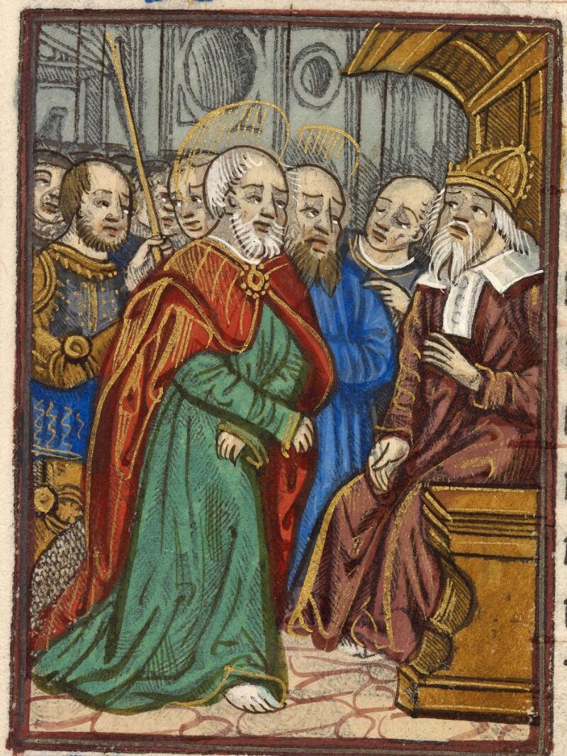 Abbeville, Bibl. mun., impr. FA 16 in 8° 281, f. 099v - vue 2