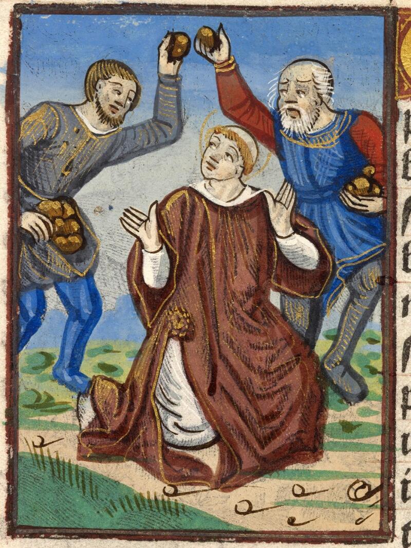 Abbeville, Bibl. mun., impr. FA 16 in 8° 281, f. 100 - vue 2