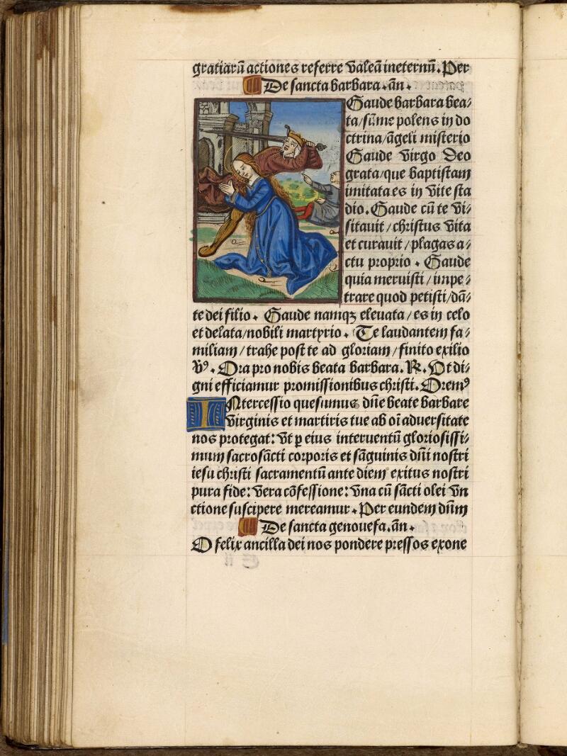 Abbeville, Bibl. mun., impr. FA 16 in 8° 281, f. 106 - vue 1